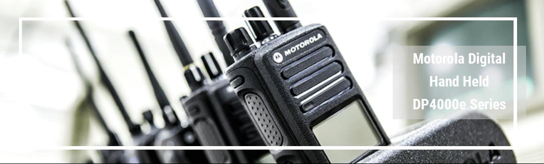 Motorola Radios Banner